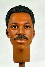 1:6 Custom Head of Eddie Murphy as Axel Foley Version 1 from Beverly Hills Cop