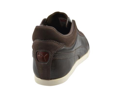 356597 Swan sneaker Corduroy Schuhe Brown Puma Tarrytown 01 white Chocolate xqTgH8B