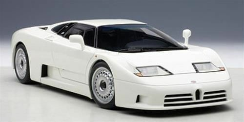 1/18 Autoart Bugatti EB110 Gt 1991 Bianco