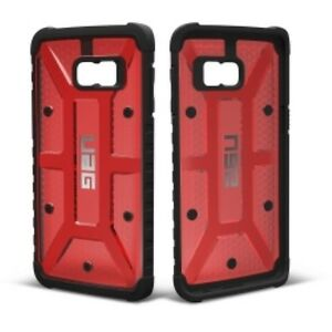 new product 80d0e 5dfab Details about Urban Armor Gear Composite Case for Samsung Galaxy S6 edge+ -  Red