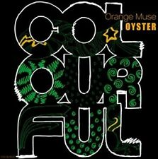 Oyster [Single] by Orange Muse (Vinyl, Jul-2011, Colourful Recordings)