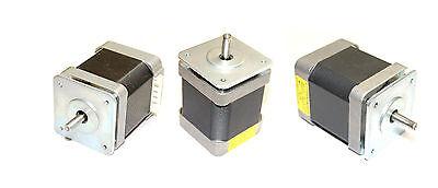 5 Nema 17 Japan Servo Stepper Motors 51.2oz//in Mill Robot RepRap Makerbot Prusa