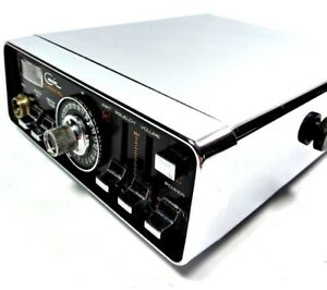 Courier-Classic-PLL-Solid-State-23-Channel-CB-Transceiver-Tested-and-Working