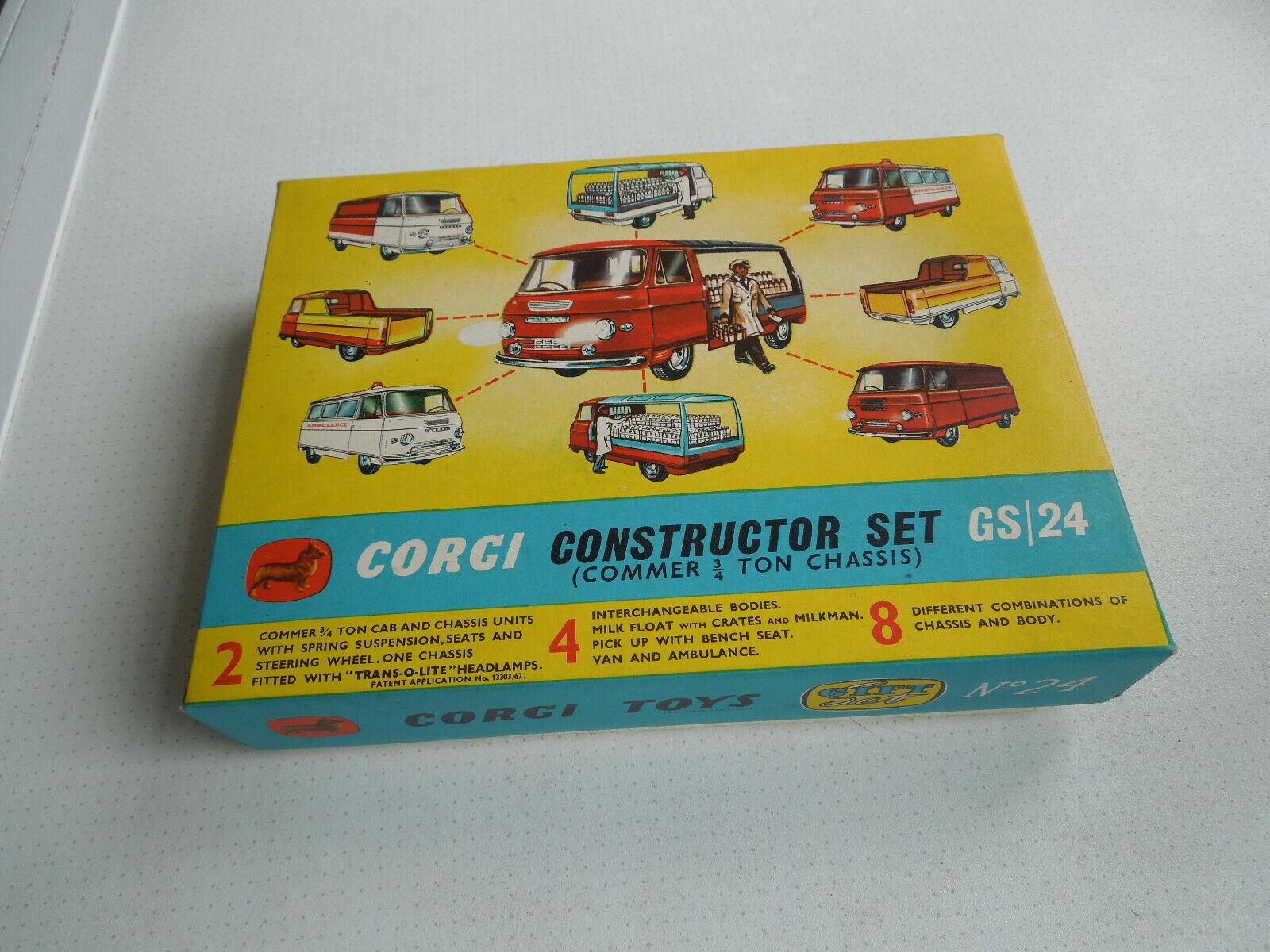 Corgi original series Gift Set No 24   meilleure qualité