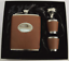 1A-Personalised-Engraved-Hip-Flask-Ideal-Wedding-Birthday-Christmas-Gift miniatura 18