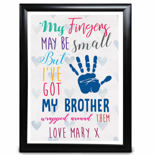 Personalised Birthday Uncle Gifts Keepsake Thank You Presents Him Brother