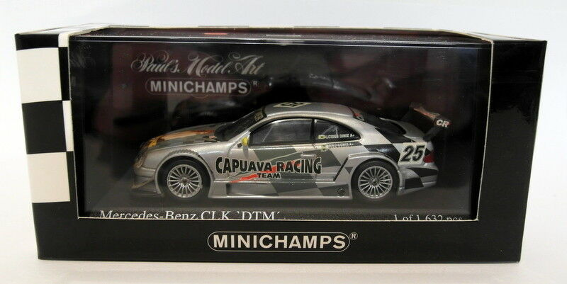 Minichamps 1 1 1 43 Scale diecast - 400 033125 Mercedes CLK 6H de Curtiba 2003  25 3c8c29
