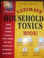Ultimate Household Tonics 476 Fantastic Formulas By Jerry Baker Hardcover