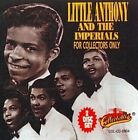 for Collectors Only 0090431880425 by Little Anthony CD