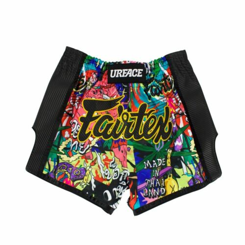 Fairtex x URFACE Muay Thai Kickboxing K1 MMA Boxing Shorts S M L XL