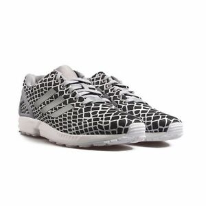 adidas-ZX-FLUX-Da-Uomo-Da-Corsa-Scarpe-Da-Ginnastica-Varie-Misure-10-5-Met