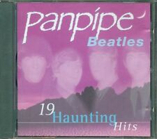 The Beatles - Panpipe 19 Haunting Hits Cd Ottimo