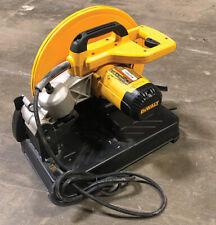 Dewalt D28700 Cut Off Chop Saw 14 Abrasive