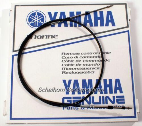original YAMAHA Gas oder Schaltzug 1,8m für Außenborder Motoren & Motorenteile