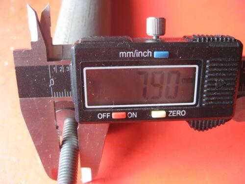 Anodo di Magnesio M 8 x 30 Lunghezza 900mm x 33mm Memoria Sacrificale Vaillant
