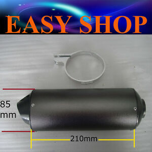 38mm-Muffler-Exhaust-Pipe-Clamp-250cc-125cc-200-150cc-PIT-PRO-Bike-Dirt-Thumpste