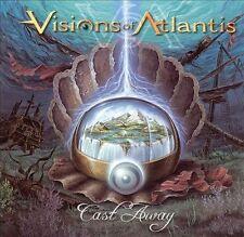 Cast Away VISIONS OF ATLANTIS CD ( FREE SHIPPING)