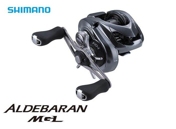 2018 Aldebaran Shimano Aldebaran 2018 MGL 51 Left Hand Reel 6.5:1 0ac8a8