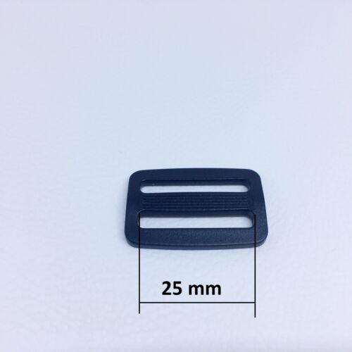 Boucle coulissante plastique Lot 10
