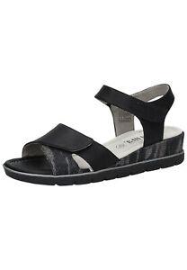 sale retailer caa60 b2c6e Details zu Bama Damen Sandalen Lederimitat NEU - A-Ware