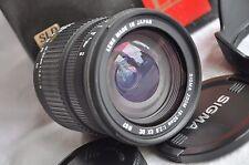 für Nikon AF Sigma 18-50mm f/2,8 EX DC macro, OVP
