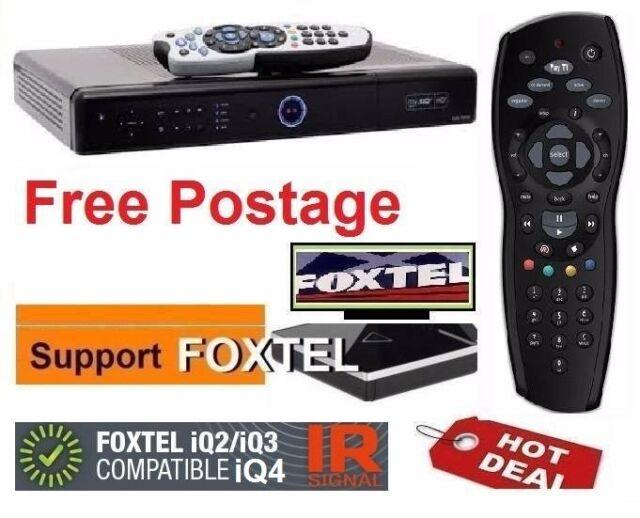 Brand new Foxtel Remote Replacement for the Foxtel IQ IQ2 IQ3 Remote Control_*