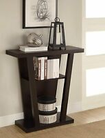 Console Table Hallway Entryway Sofa Accent Modern Display Living Furniture Stand