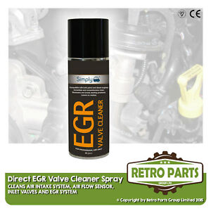 Details about Direct EGR Valve System Cleaner Spray for Mercedes Sprinter   Air Flow Sensor