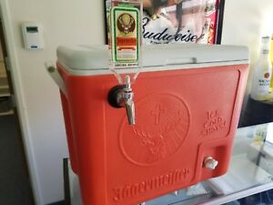 Jagermeister Custom Jockey Box Cooler Ice Chest For Liquor Beer
