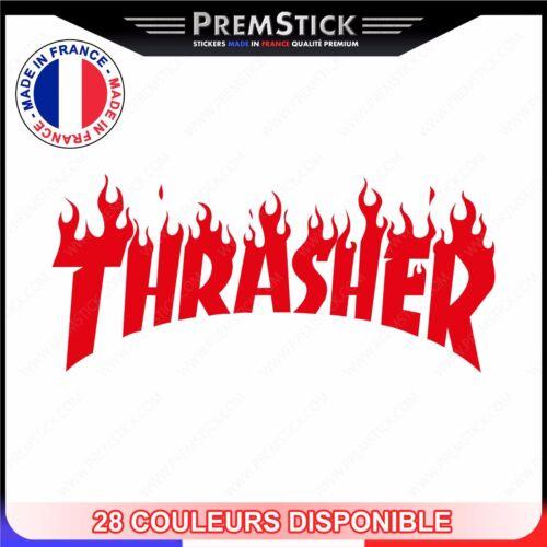 Logo Autocollant Skate Board Stickers Trasher Skateboard Sticker Sport ref2