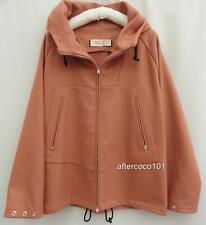 Marni Wool Coat Jacket With Hood UK10/12/14 IT42 New Authentic