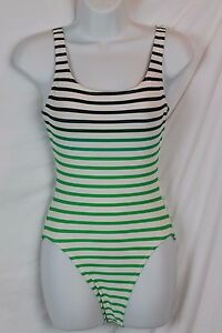 J-Crew-110-Scoopback-One-Piece-Swimsuit-in-Ombre-Stripe-NWOT-8-G5726