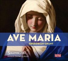 Seraphic Fire - Ave Maria: Gregorian Chant CD