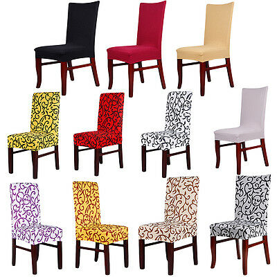 Stretch Spandex Lycra Chair Covers Stretch Wedding Supply Party Banquet Decor