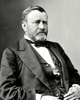 Ulysses S. Grant 18th President Of The United States - 8x10 Photo (zz-062)