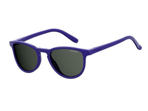 M9 Sunglasses Child Polaroid Authentic Pld 8029//S Blue Polarized Pjp
