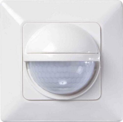 Theben Bewegungsmelder LUXA 103-200 T IP40 weiß komplett 1030031 Kunststoff