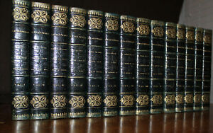 1806-The-Plays-of-William-Shakspeare-Shakespeare-14-Vol-Complete-Regency-Binding