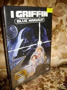 DVD - I GRIFFIN - BLUE HARVEST(2007) - Italia - DVD - I GRIFFIN - BLUE HARVEST(2007) - Italia