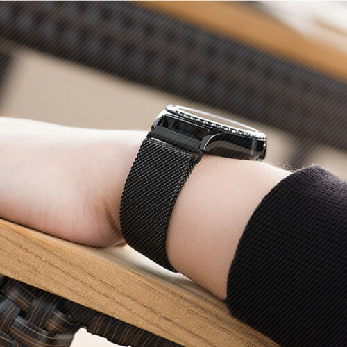 Milanese Edelstahl Uhren Armband Für Samsung Gear S2 S3 Sport Classic 20//22mm DE