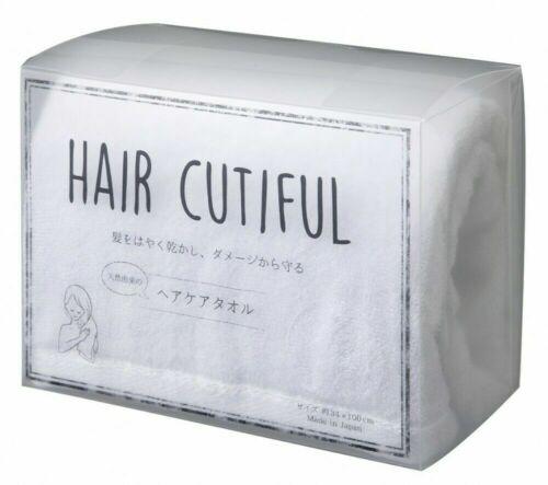 Stylem Hair Legally full super absorbent hair towel white HC7418