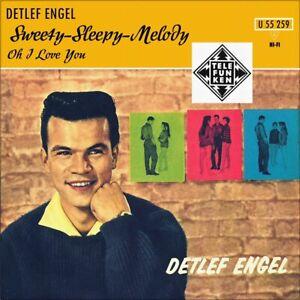 7-034-DETLEF-ENGEL-Oh-I-Love-You-JOHNNY-TILLOTSON-Never-Let-Me-Go-TELEFUNKEN-1960