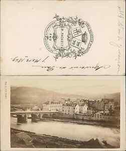 Pacault Souvenir De Pau CDV Vintage Albumen Carte
