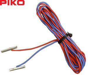 Piko-H0-55292-Schienenverbinder-mit-Anschlusskabel-NEU-OVP