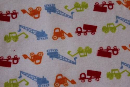 NEW Baby Boys Bodysuit 3-6 Months Backhoe Creeper Outfit 1 Piece Dump Truck