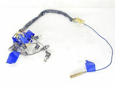 1981 SUZUKI GS850G SPEEDO GAUGES WIRING HARNESS IDENTIFIED ...
