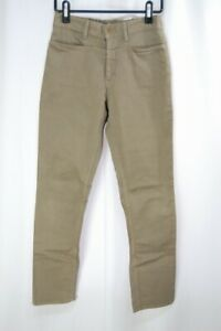 Plantation-ISSEY-MIYAKE-Beige-Stretch-Pants-412-0608