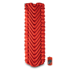 KLYMIT-INSULATED-Static-V-Lightweight-Sleeping-CAMPING-Pad-FACTORY-REFURBISHED