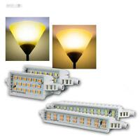 R7s Led Leuchtmittel / Leuchtstab 78mm/118mm, Warm/neutral, Birne Lampe Leuchte, A+, A+
