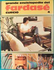 7 GRANDE ENCICLOPEDIA DEL far da sè,vol.4 anni70,curcio,bricolage,modellismo